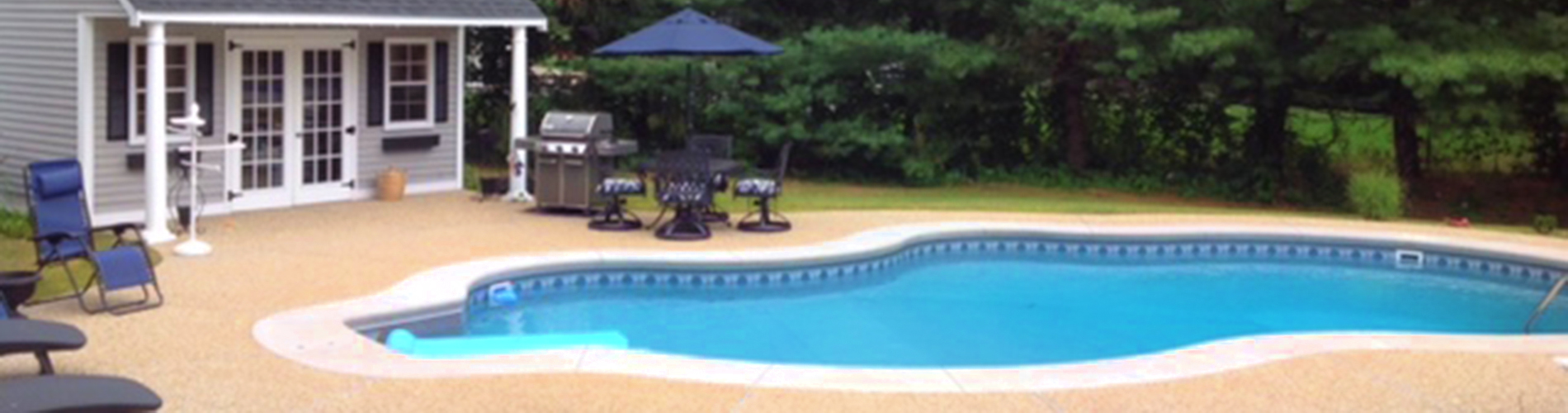 Quality Pool Services For 16 Years…